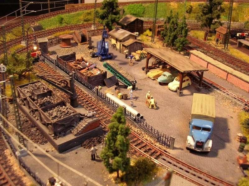 Gute alte m rklin technik modelleisenbahn modellbau for Lampen 50iger jahre