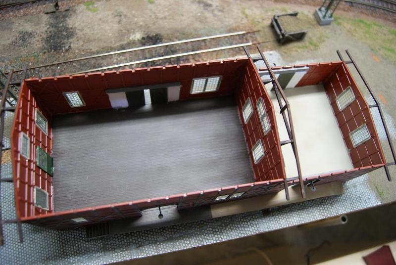 g terschuppen mit innenleben modelleisenbahn modellbau community f r eisenbahn und modellbahn. Black Bedroom Furniture Sets. Home Design Ideas
