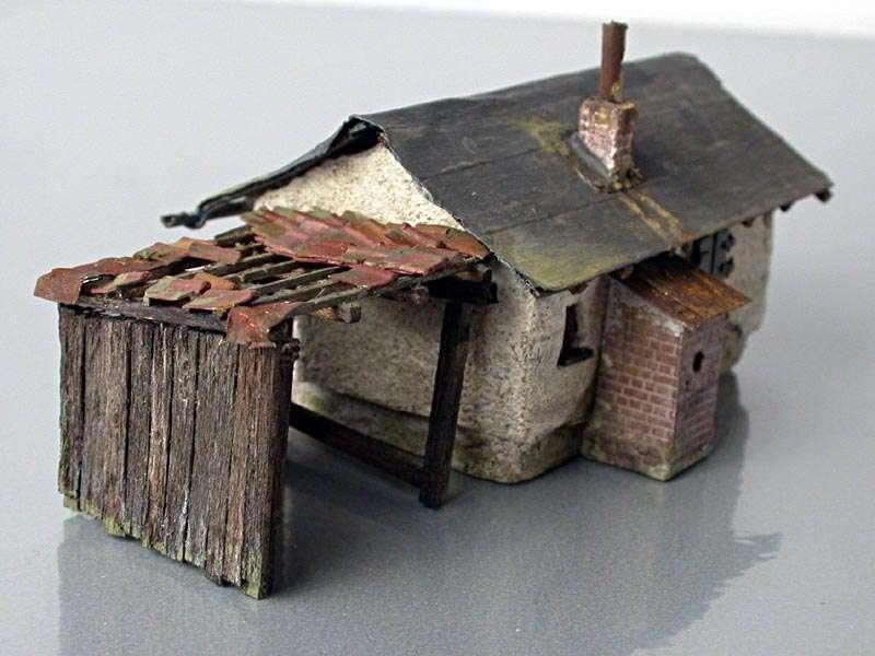 haus und stall diorama modellbau community dioramen bauen. Black Bedroom Furniture Sets. Home Design Ideas