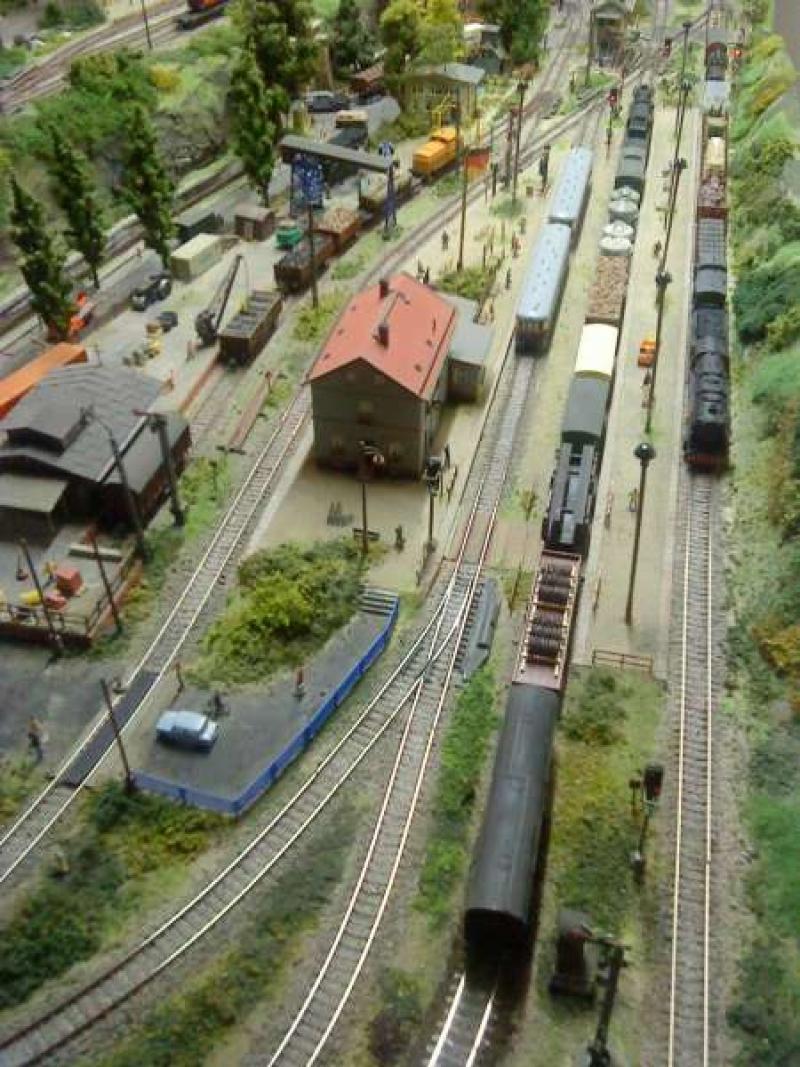 Tt anlage modelleisenbahn modellbau community für