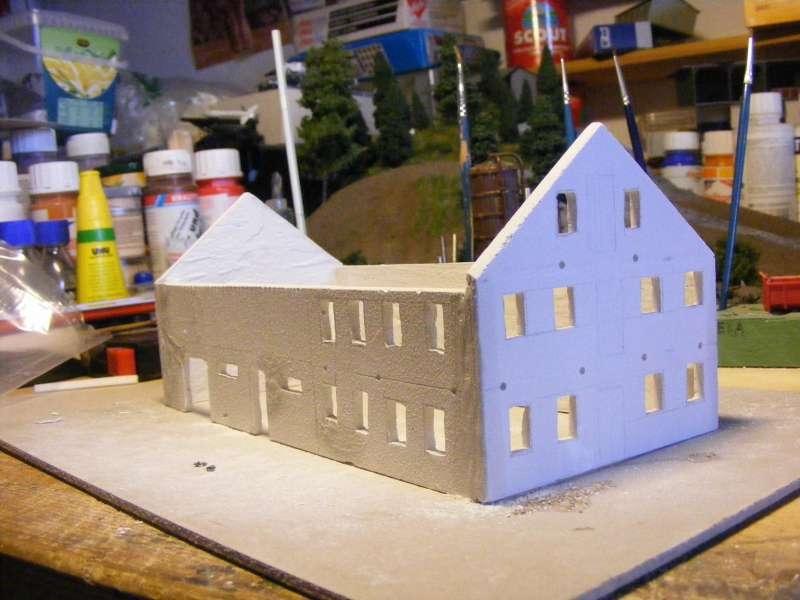 ein bayricher bauernhof diorama modellbau community. Black Bedroom Furniture Sets. Home Design Ideas