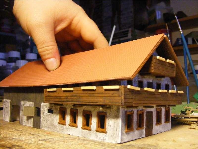 ein bayricher bauernhof diorama modellbau community dioramen bauen. Black Bedroom Furniture Sets. Home Design Ideas