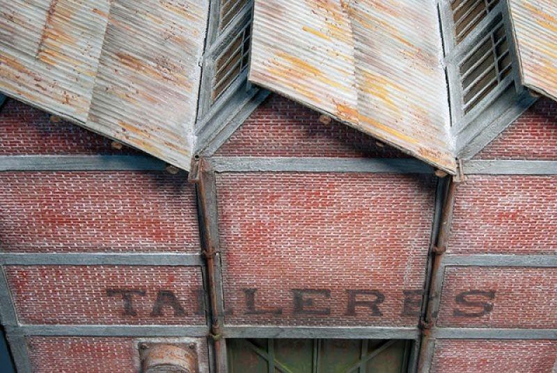 Metal Roofs Materials Rust And Dirt Basteltipp
