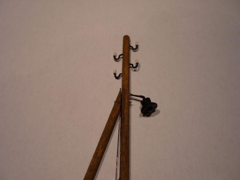 Selbstbau Lampe Mit Led Basteltipp Modelleisenbahn Dioramen Modellbau
