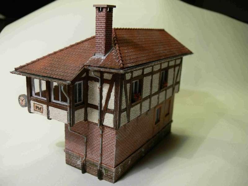 ein neues stellwerk f r pirmasens diorama modellbau. Black Bedroom Furniture Sets. Home Design Ideas
