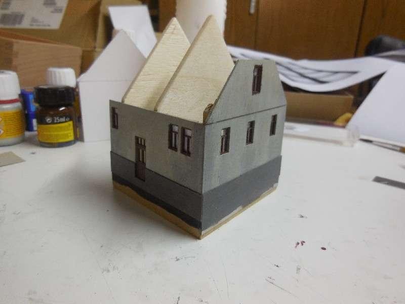 hauptstra e 3 diorama modellbau community dioramen bauen. Black Bedroom Furniture Sets. Home Design Ideas