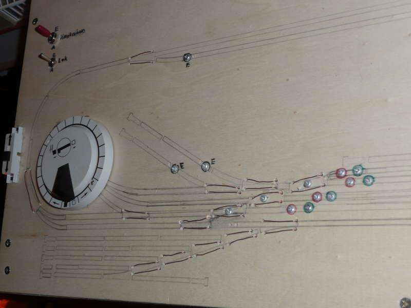 Stellpult, Special für Jörn Modelleisenbahn - Modellbau Community ...