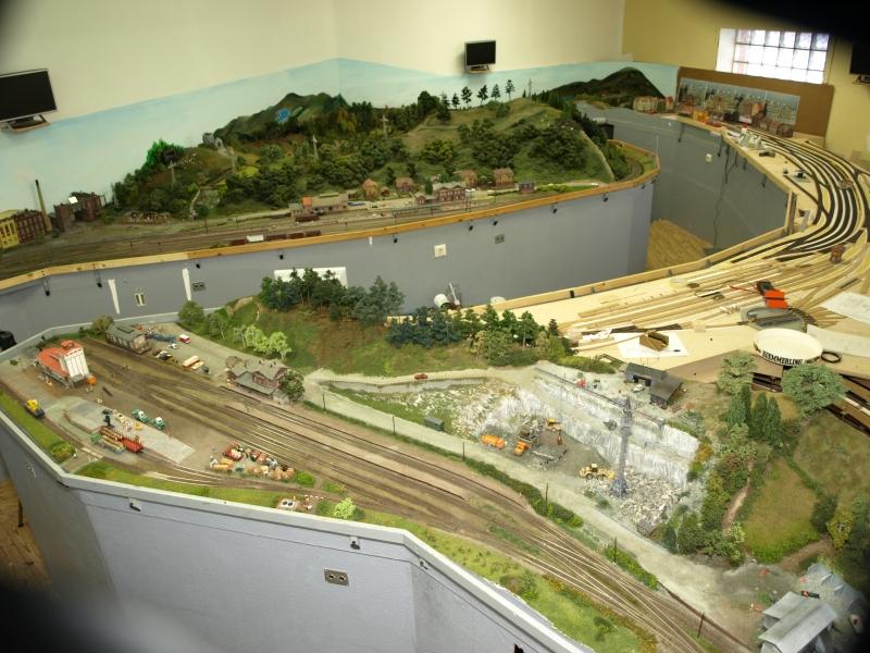 modelleisenbahn h0 anlagen
