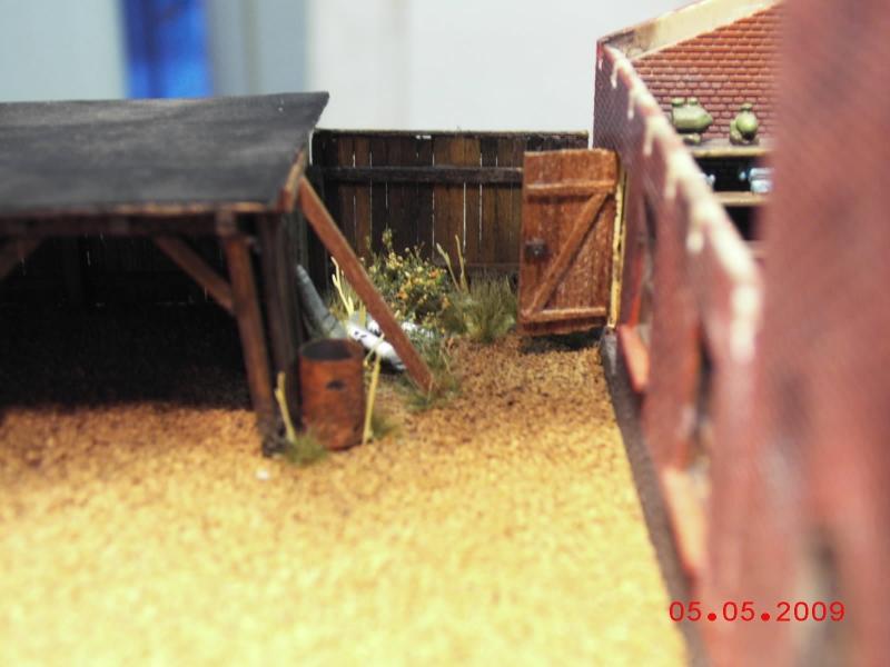 kleiner holzschuppen diorama modellbau community. Black Bedroom Furniture Sets. Home Design Ideas