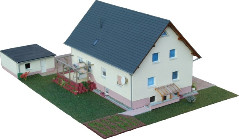 Haus Cottbus Diorama - Modellbau Community Dioramen bauen
