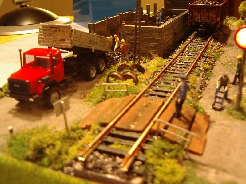 Diorama lokschuppen diorama modellbau community dioramen bauen - Beleuchtete kuchenruckwand selber bauen ...