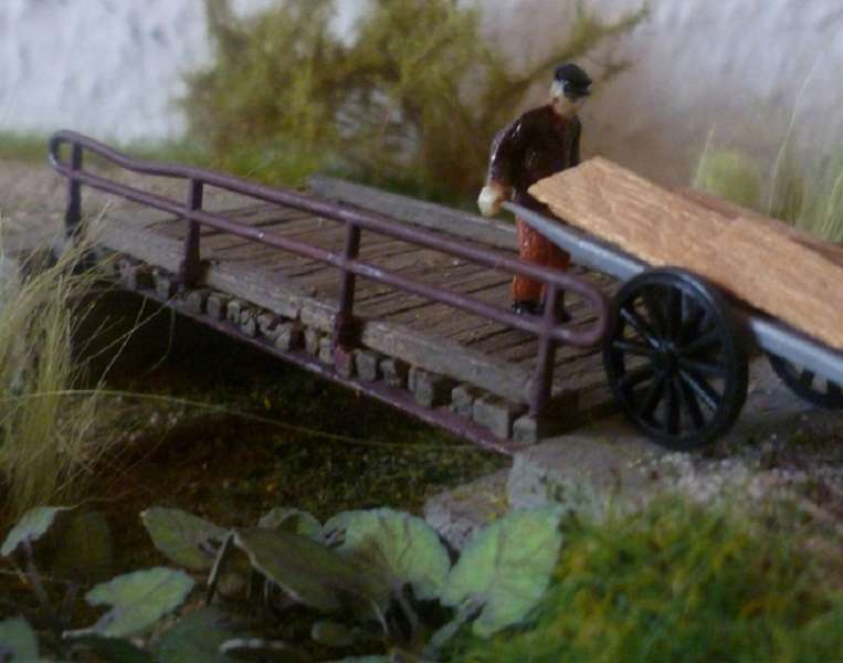 Kleine Basteleien Basteltipp Modelleisenbahn Dioramen Modellbau