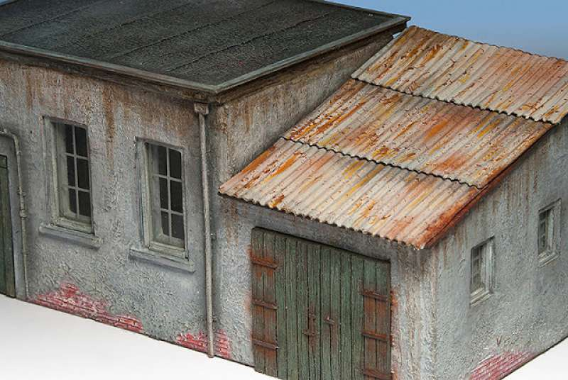 how to cut a tin roof
